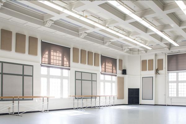 studio space in lathrop hall at uw madison